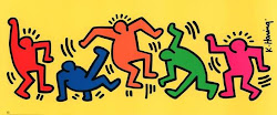 Keith Haring's Artwork