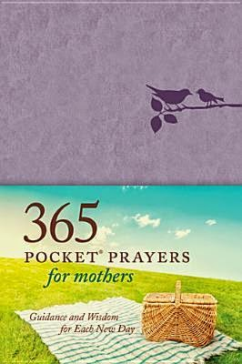 365 Pocket Prayers for Mothers | #bookreview #devotional #tingsmombooks