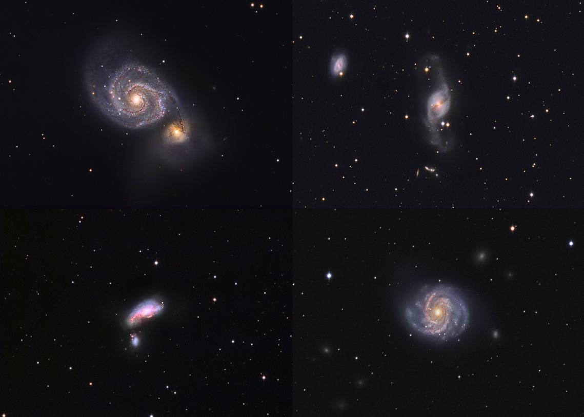 Resultado de imagen de Imágenes de las galaxias más lejanas