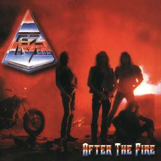 EZ Livin\' - After The Fire (1991)