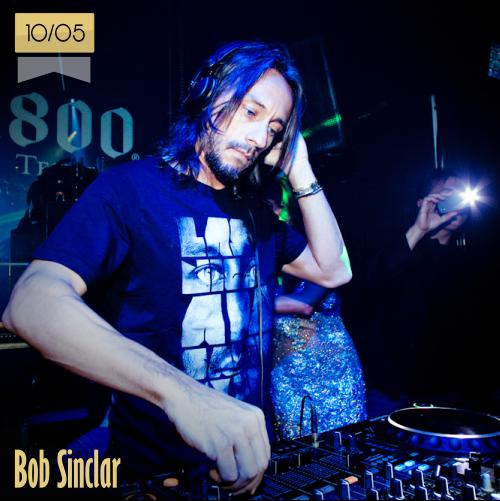 10 de mayo | Bob Sinclar - @bobsinclar58 | Info + vídeos