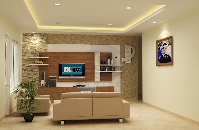 Desain Interior Rumah Ibu Ayu Karanganyar