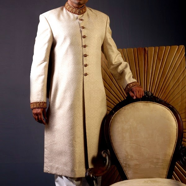 Junaid Jamshed Sherwani Collection of Men