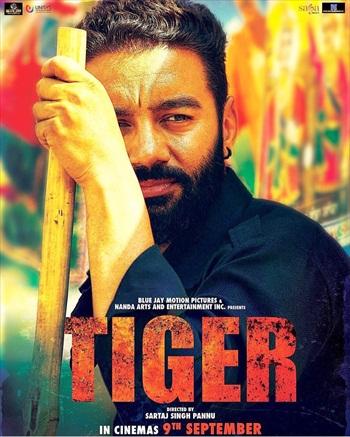 Tiger 2016 Punjabi 480p HDRip 350mb