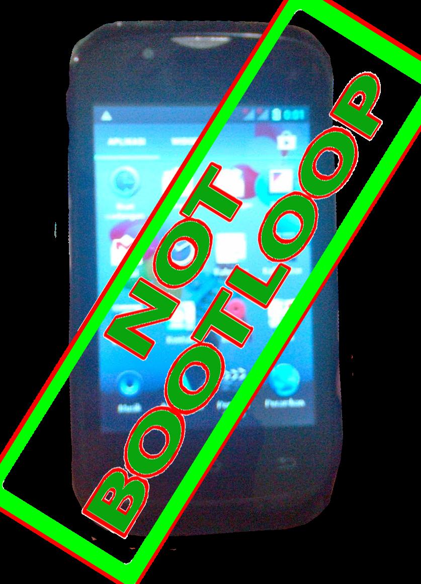 Cara Mengatasi Pixcom KM60 Bootloop