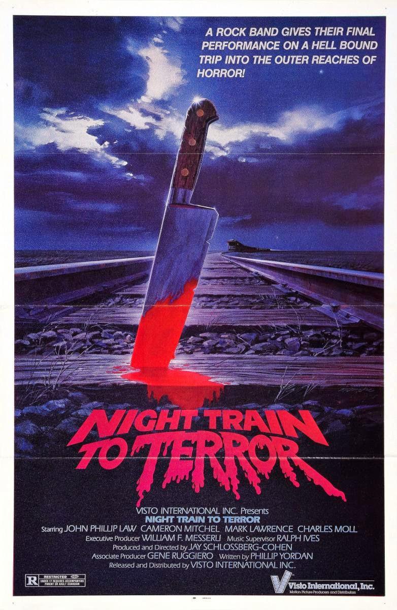 Sataembre: Noche en el tren del terror (1985) de John Carr