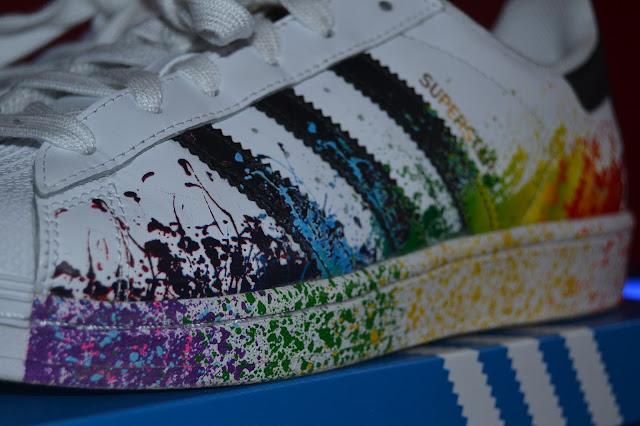 adidas superstar pride pack dove comprarle