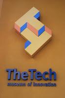 The Tech logo