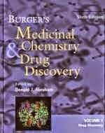 Burger's Medicinal Chemistry and Drug Discovery Volume 1 (Sixth Edition)-Free chemistry books