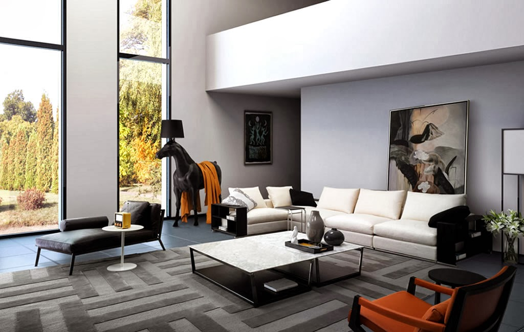 Most People Are At This Moment Making Use Of Online Furniture Stores That Can Help With Modern Interior Design Ideas For Living Room