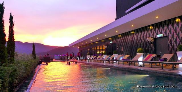 Gravity, Rooftop Bar, G Hotel Kelawai, Penang