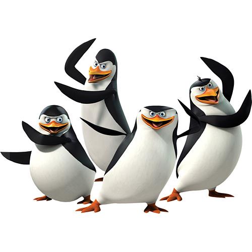 Estreia do filme Os Pinguins de Madagascar 2015