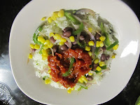 Mexican Vegetarian Burrito Bowl  11