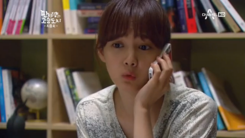 Cyrano dating agency ep 16