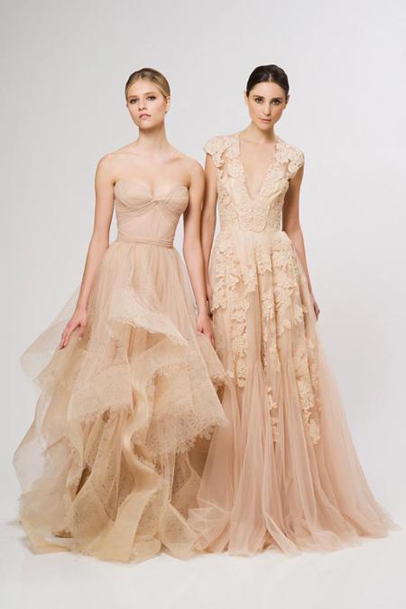 Bride in dream 2013 pre spring wedding dresses ideas reem acra