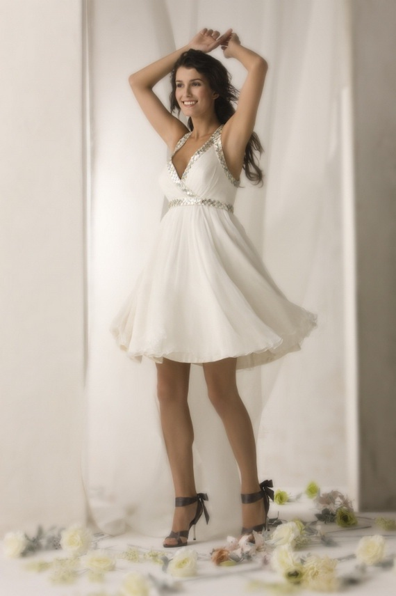 2011 baby doll silhouette wedding dresses With baby doll wedding dresses