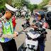 Razia Tertib lalu Lintas Gabungan di Klaten,  Tindak 109 Pelanggar