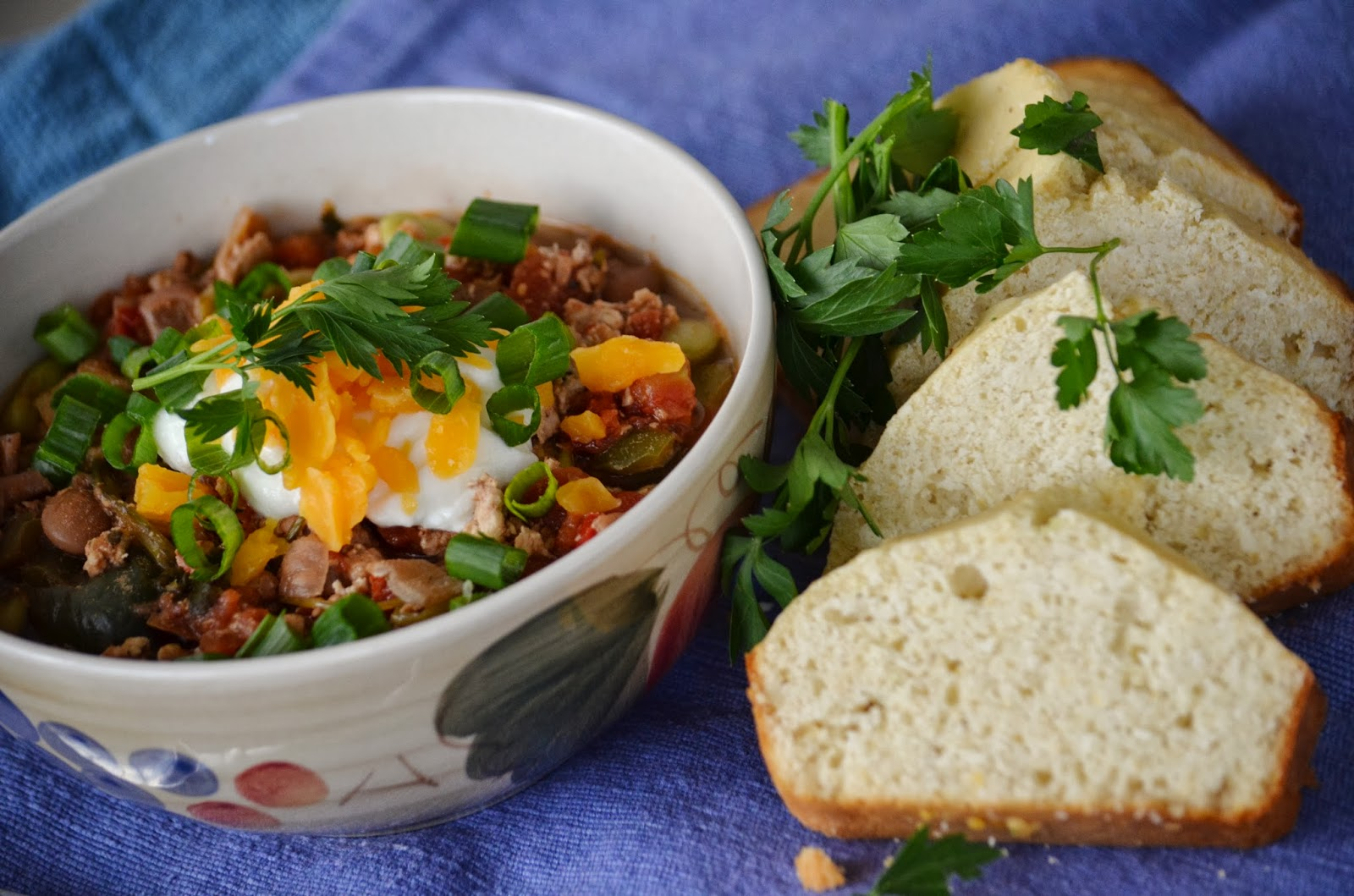 quick easy healthy turkey chili