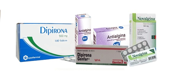analgesicos con esteroides