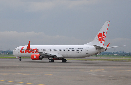 Lion Air Boeing 737-900ER PK-LFR