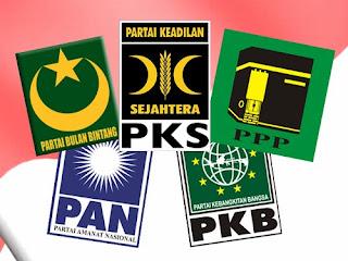 Partai Islam dan berbasis massa Islam