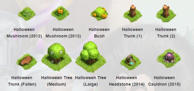 Tips Agar Halloween Cauldron Clash of Clans Cepat Muncul | Android ...