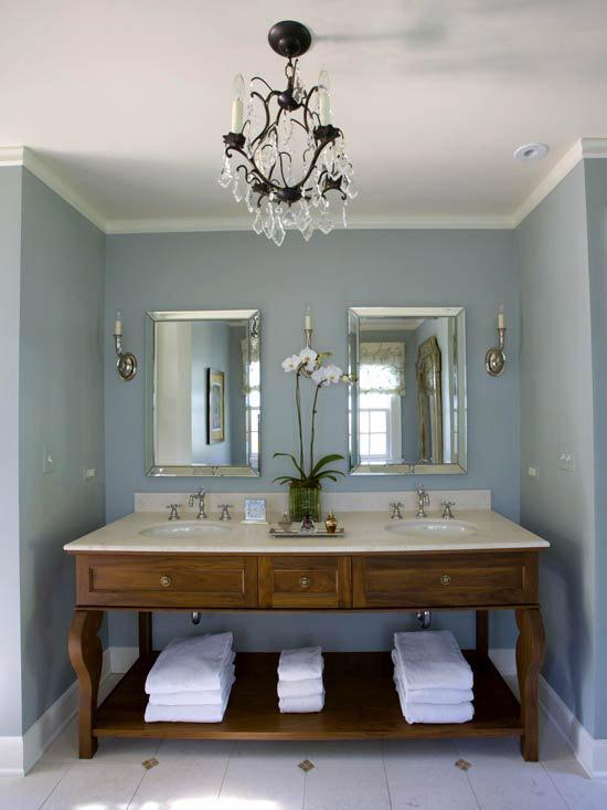 open vanity bath storage home appliance