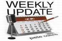 SUNDAY POSTS WEEKLY UPDATE