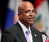 Hon. Dean Barrow, Prime Minister of Belize
