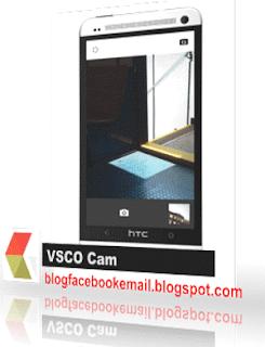 kamera android aplikasi VSCO Cam terbaru
