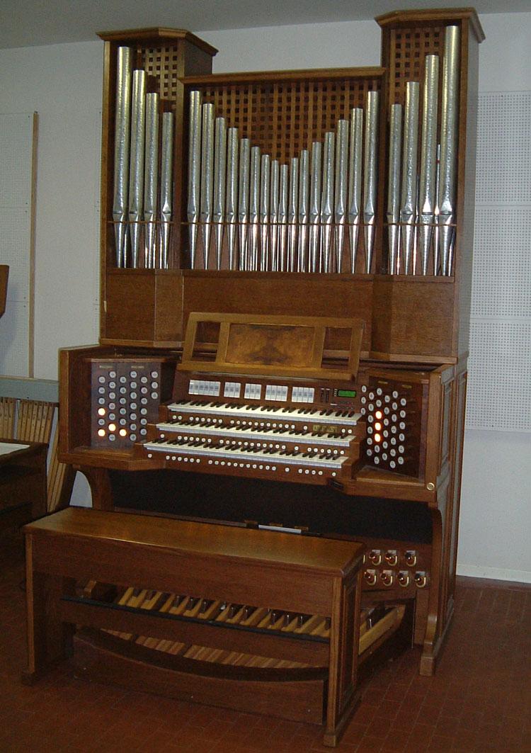 Strumento musicale l organo for L organo portativo