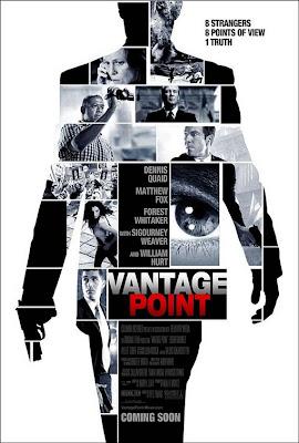 Watch Vantage Point 2008 BRRip Hollywood Movie Online | Vantage Point 2008 Hollywood Movie Poster