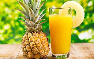 Ananas suyunun faydaları