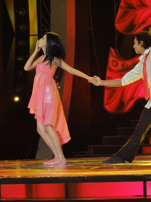 Shalani Tharaka  Dance Star Dance