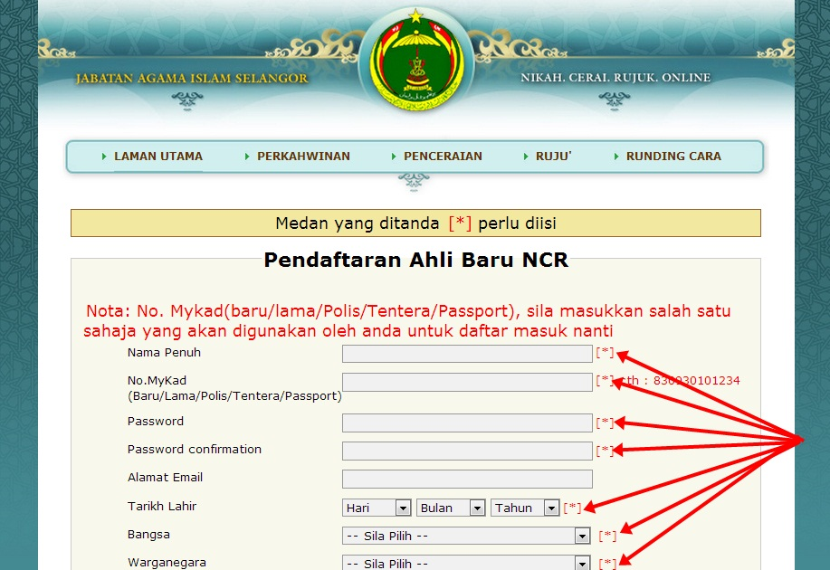 84 Pendaftaran Nikah Di Johor Nikah Johor Pendaftaran Di