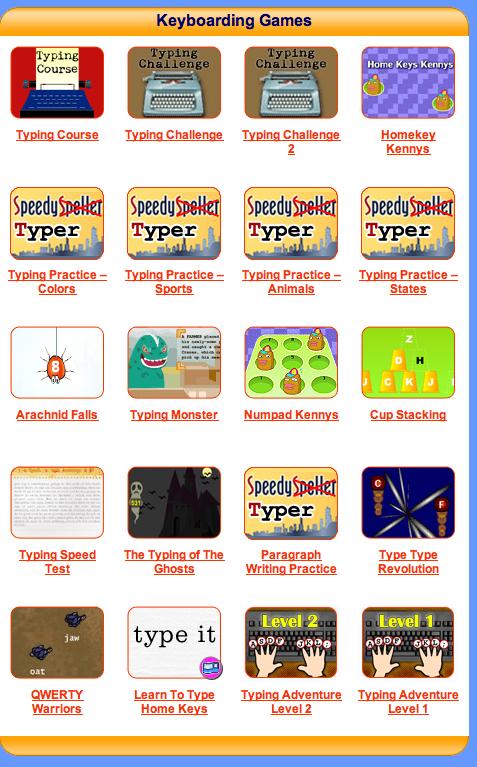 Www Learninggames For Kids Com Keyboarding Games Html