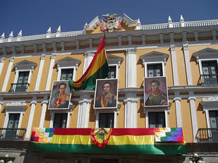 La prensa en Bolivia