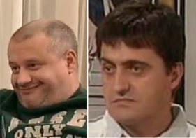 Juan Echonove, El Gran Wyoming, Juan, Hermanos de leche, serie de Antena 3, accidente de coche, cirugía
