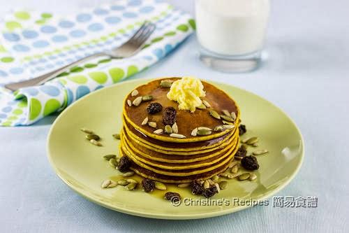 Pumpkin Pancakes02