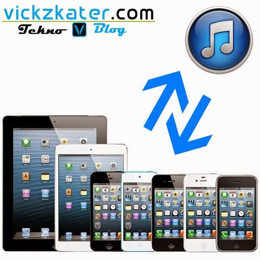 Cara Memasukkan Lagu ke iPhone dengan iTunes