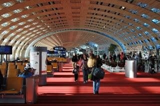 La Premiere Lounge, Charles de Gaulle, Paris