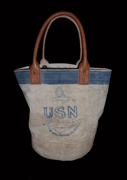 USN HOOP BAG  (S-1)