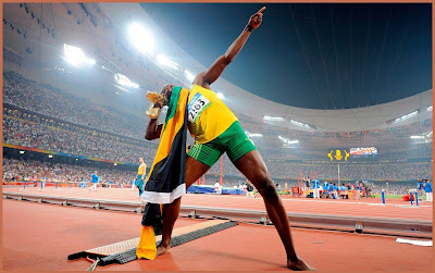 Usain Bolt 2012 Olympics Biography Records 100m 200m latest News Gold Medals History Videos