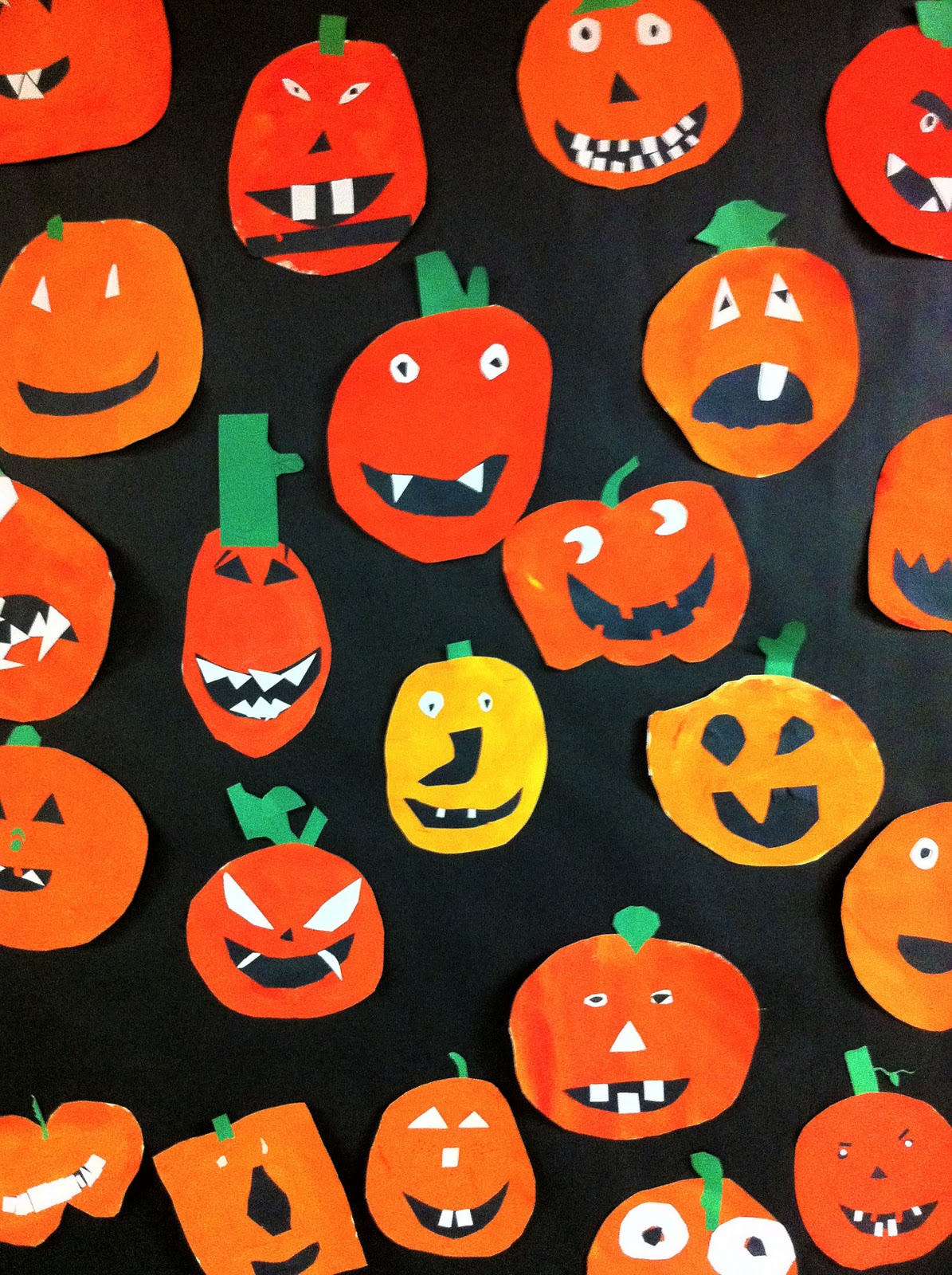 the teacher wife cute halloween ideas for the classroom - Halloween Glyphs