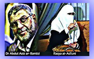 Puan Rasha Al Adlouni (Ummu Muhammad) isteri kepada As Syahid Dr. Abdul Aziz Ar Rantisi