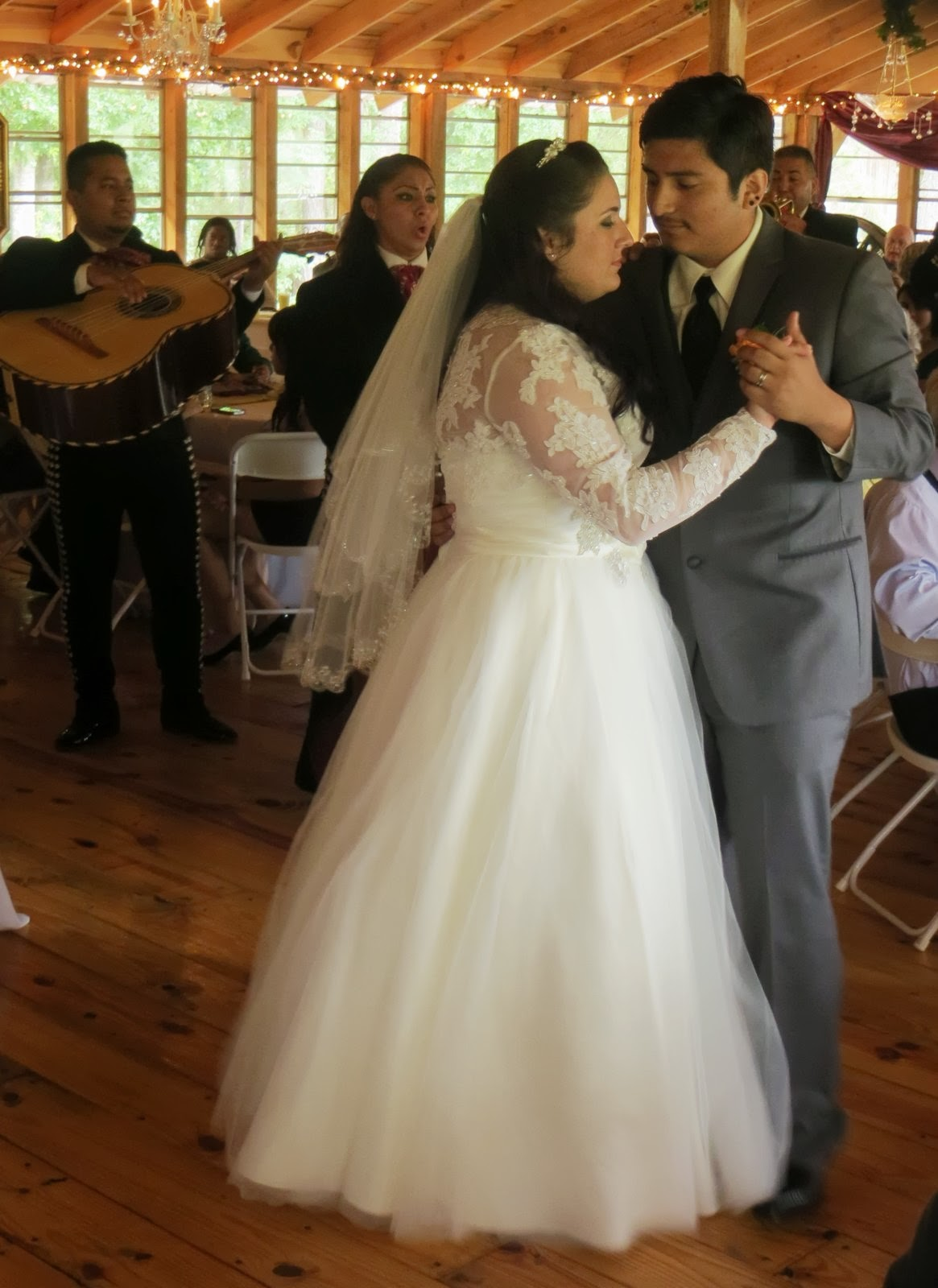 The older you will get...: Mariachi Wedding...