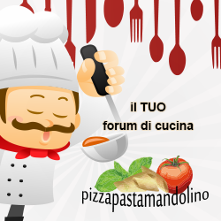 Io faccio parte del forum Pizza pasta e mandolino
