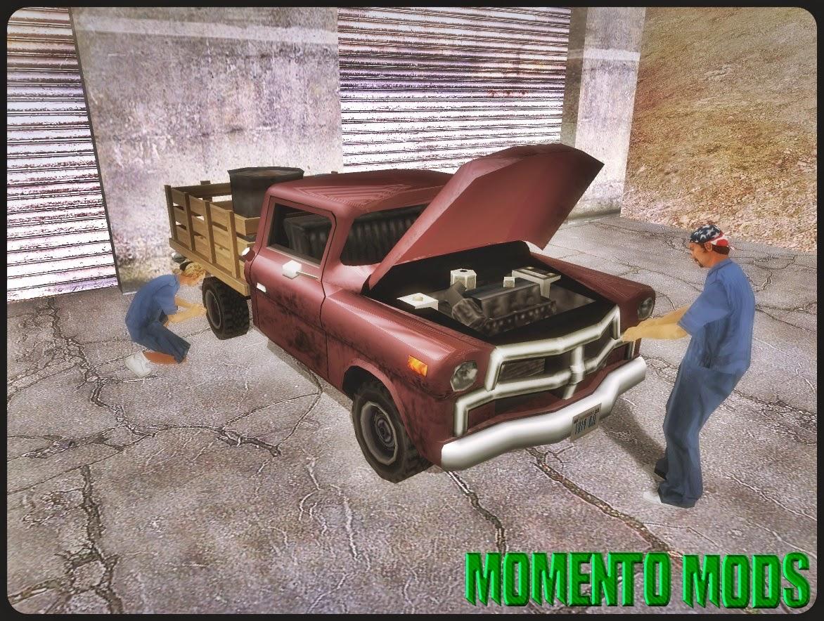 GTA SA - Dwayne e Jethro Em San Fierro