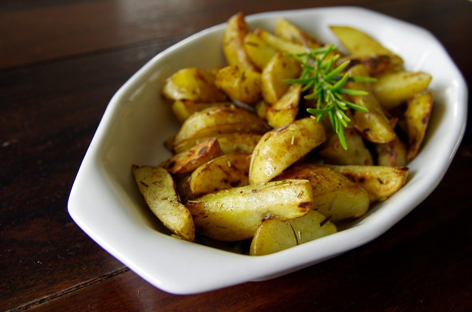 resep dunia gambar potato wedges