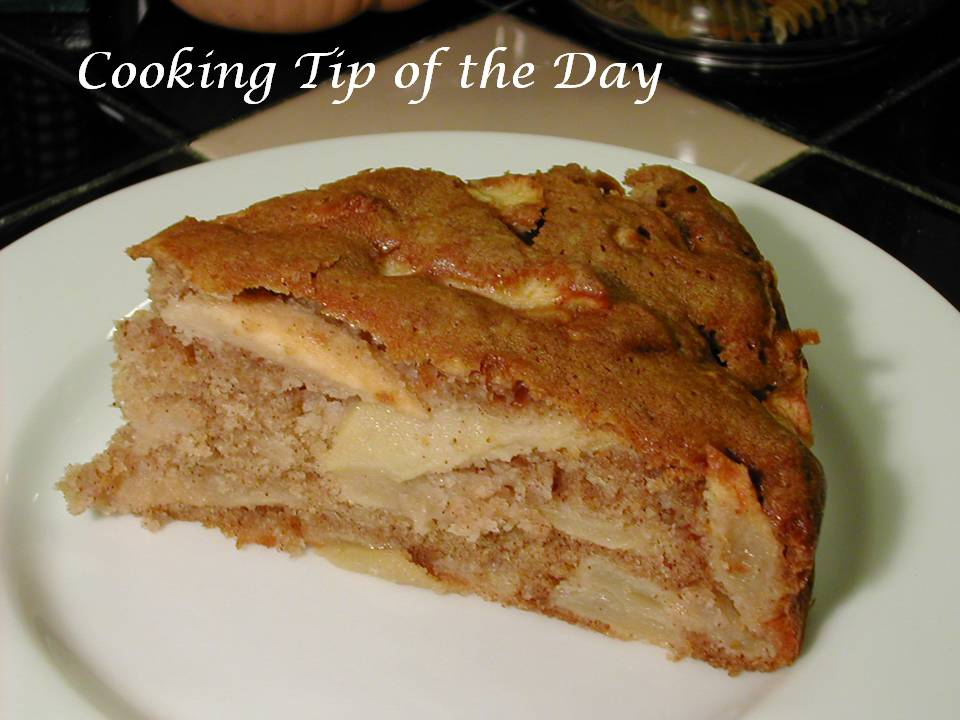 german apple cake is a delicious apple rich coffee cake with a hint of ...